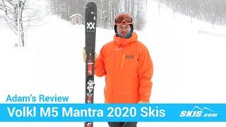 Volkl 2020 M5 Mantra Skis