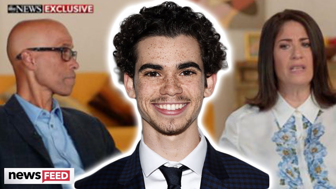 Cameron Boyce S Parents Speak Publicly For The First Time Since His Death Youtube