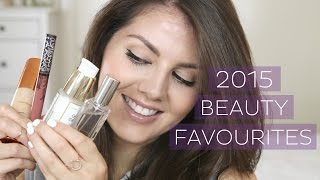 BEST IN BEAUTY 2015 Favourites! // Makeup, Skincare, Hair care, Nail polish, Perfume // Rachael Jade