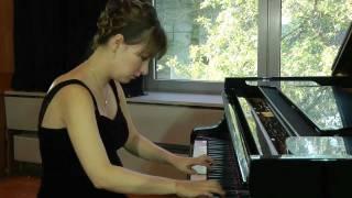 L. v. Beethoven - Sonata Fis Major - Tanja Morozova - Alstermusiker.de op. 78 no. 24-2.mov