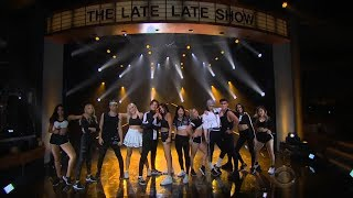 Now United - Summer In The City (Live Performance at The Late Late Show with James Corden)