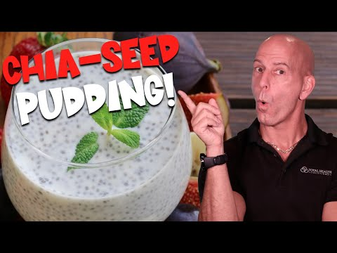 QUICK 2 MINUTE CHIA SEED PUDDING!