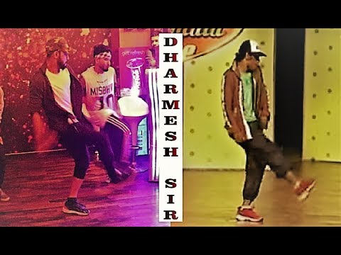 Dharmesh Sir Dance | Govinda Song | Tribute |