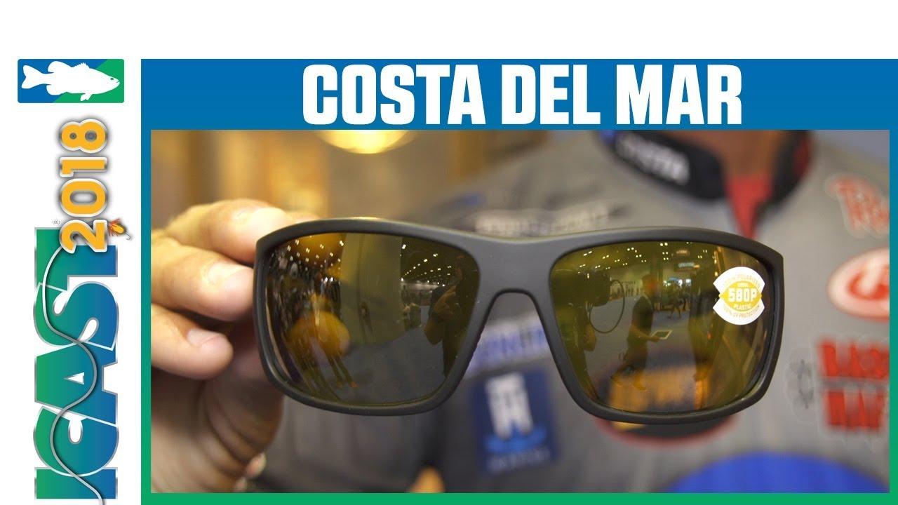 ba86b7817d0 ICAST 2018 Videos - Costa Sunglasses Featuring Silver Sunrise Lenses