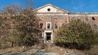 Exploring the Abandoned Forest Haven Asylum