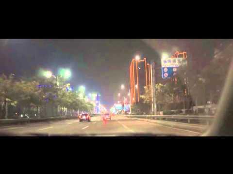 Night Ride, Fochen Rd Shunde District Foshan
