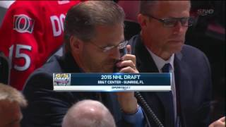 2015 NHL Draft: #6 Overall Pick – Pavel Zacha – New Jersey Devils