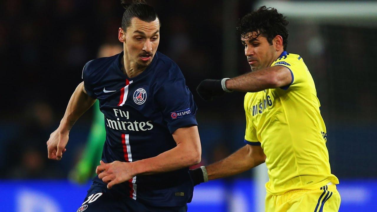 Download Diego Costa vs Zlatan Ibrahimovic - Angry  Moments