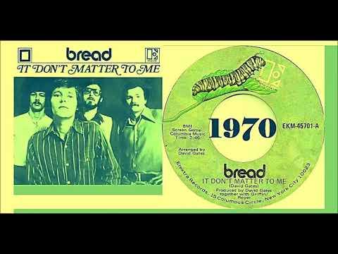 Bread - It Don't Matter To Me 'Vinyl'