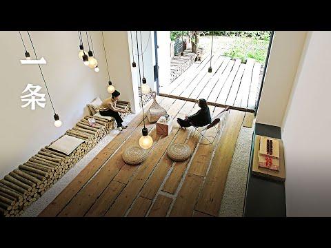 他在北京200㎡的家,傢俱不超過3件  Less than 3 Pieces of Furniture is Found in His 200-square-meter Apartment