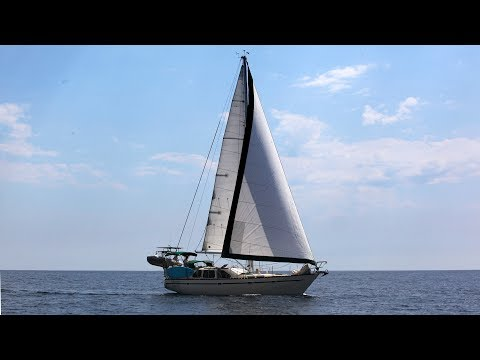 A Liveaboard and World Cruising Sailboat Tour - Sailing Vessel Adventurer -  Season 2 Ep 12
