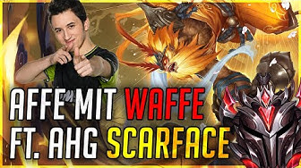 [Burrito] Wukong, der Affe mit Waffe ft. AHG Scarface [League of Legends]
