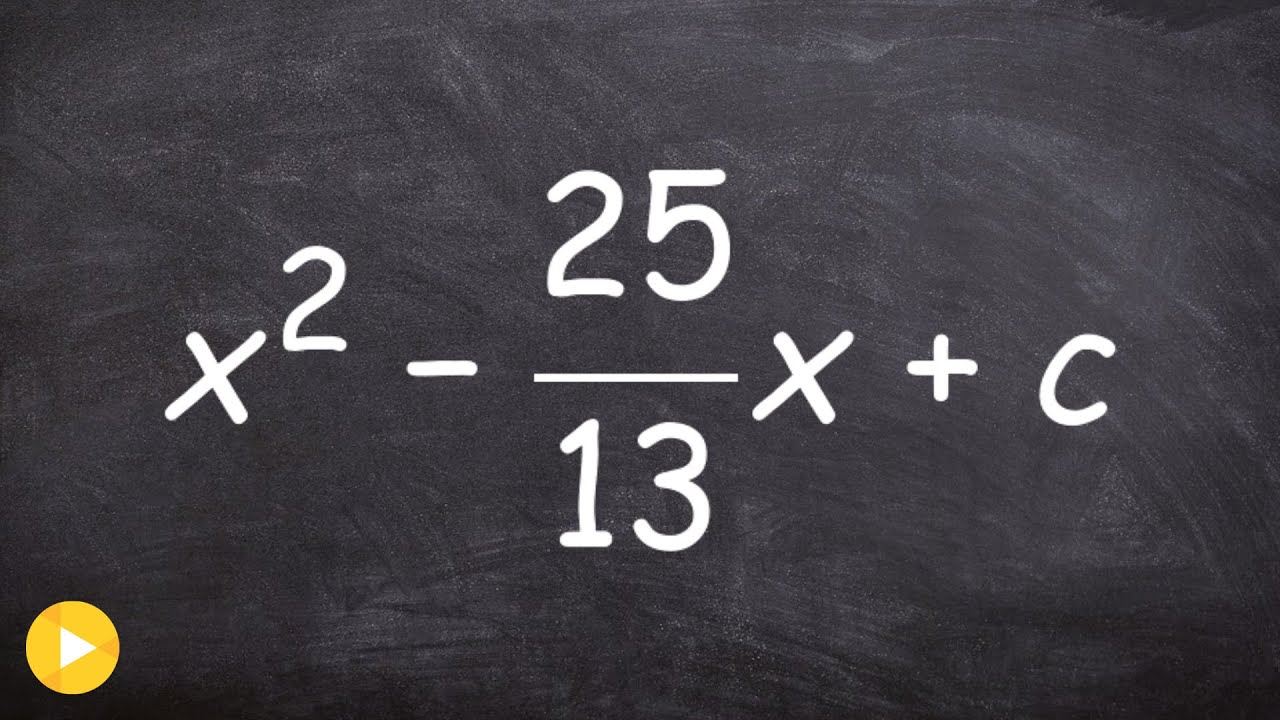 13)x +c