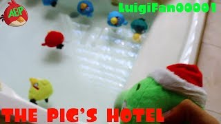 Angry Birds Plush: The Pigs Hotel