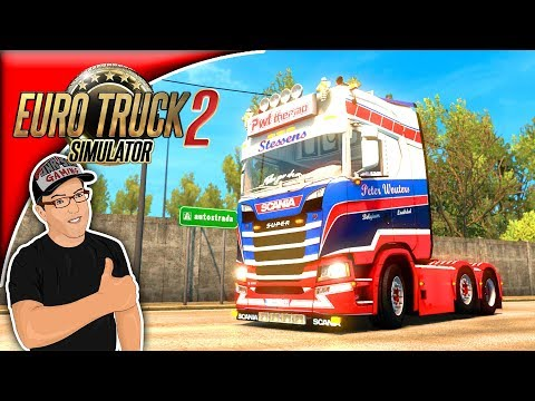 Euro Truck Simulator 2 Mods Scania S500 PWT Thermo Mod Review