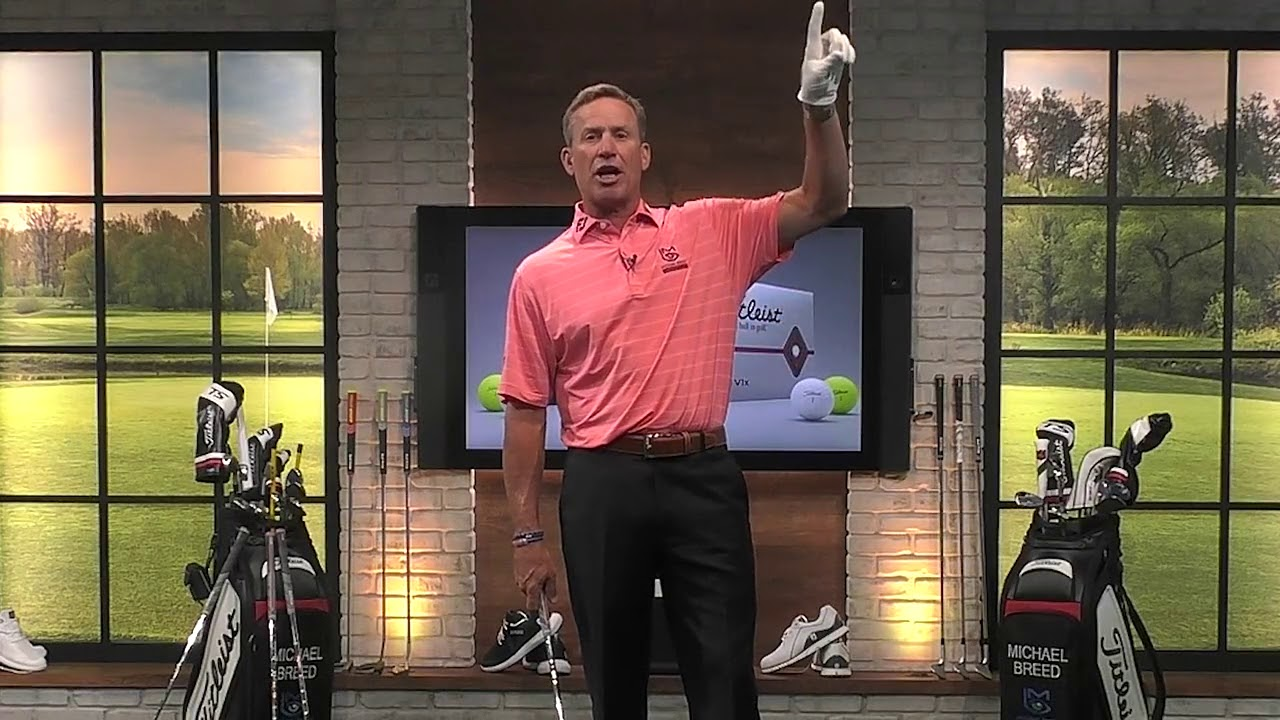 New Titleist T-Series Irons Comparison by Michael Breed — Which One is Right for Your Game?