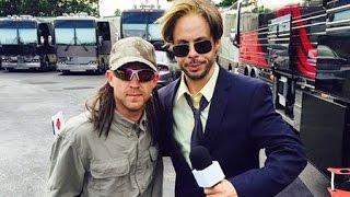 CMT's The Ed Bassmaster Show - Justin Moore Pranks Fans