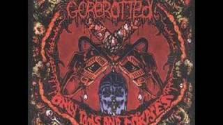 Gorerotted - Zombie Graveyard Rape Bonanza