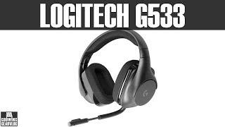 Uživatelská recenze - Logitech G533 - 7.1 herní sluchátka (CZ)
