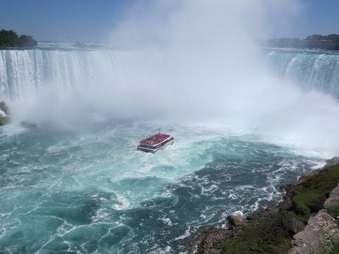 Niagara Falls - 2016 EASTERN U.S. & CANADA Trip