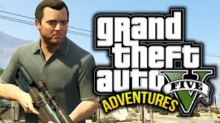 GTA 5: Funny Moments! #6 - Chickens, Witches, Fresh Fruit! - (GTA V Adventures)