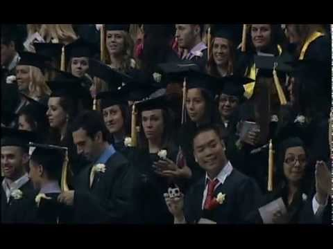 UConn College of Agriculture, Health and Natural Resources Commencement 2014