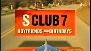 S Club 7 Novios Y Cumpleaños