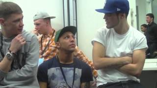 Little Mix Tour Diary - Jesy Take Over YouTube Videos