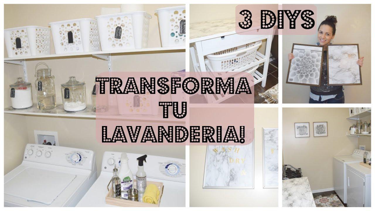 Small Laundry Room Organization Ideas And 3 Diys Marbel Room Decor Ideas