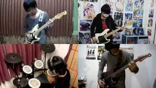 Kantai Collection OP - Miiro 【Band Cover】by【Scarlette】
