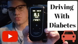 Driving With Diabetes (What's the law?)