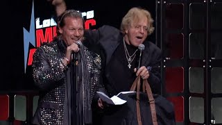 RIP: Eddie Money Crashes the 2017 Loudwire Music Awards