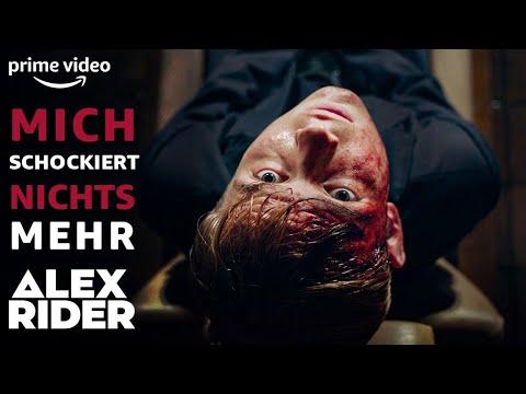 Download HÄRTESTE MOMENTE: Alex schockiert nichts mehr   Alex Rider   Prime Video DE