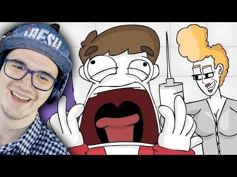 ПСИХУШКА И ЕЕ УЖАСЫ (анимация) ► МедиаЛузер | Реакция