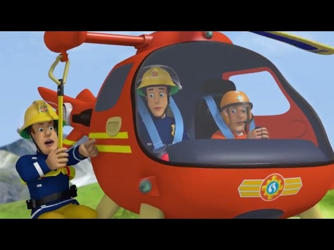 Fireman Sam | Best Rescues Season 10 | Cartoons for Children