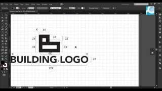 احترف تصميم الشعارات - درس نسب بناء الشعار - مجلة المصمم