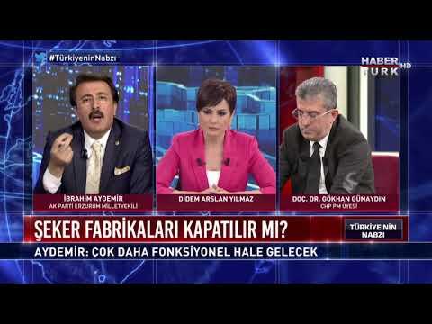 Türkiye'nin Nabzı - 12 Mart 2018 - (Şeker Tüketimi)