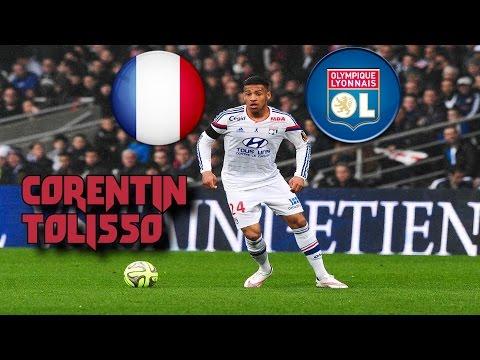 Corentin Tolisso ► French Talent | Best Goals & Assists ► 2016 HD