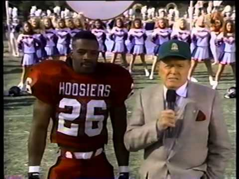 Bob Hope Holiday Special, Marshall Faulk