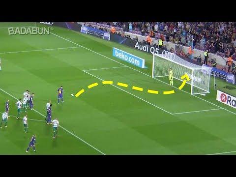 8 Cosas increíbles que solo Messi puede hacer