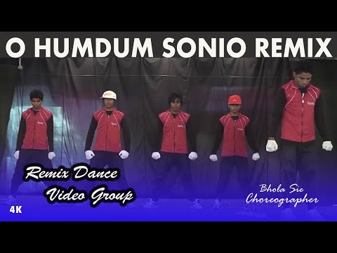 O Humdum Soniyo Re | Hip Hop Remix | Bhola Sam & Dance Group