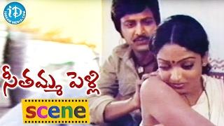 Seethamma Pelli Movie Scenes - Mohan Babu And Mucherla Aruna Comedy || Murali Mohan