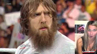 WWE RAW 9/16/13 No WWE Champ Live Commentary