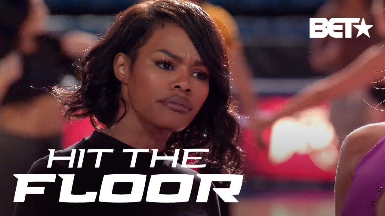 Logan Browning Hit The Floor The Newest Devi...