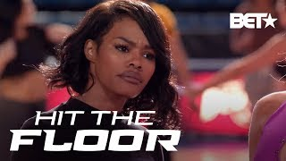 The Newest Devil Girl, London (Teyana Taylor) Lightly ROASTS Jelena (Logan Browning) | Hit The Floor