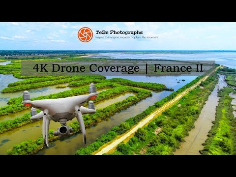 4K Drone Coverage | France, Part II
