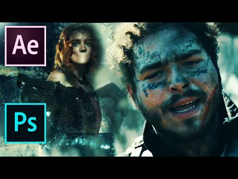 "5 VFX TRICKS From Post Malone - ""Circles"" Music Video (Adobe After Effects /Photoshop)"