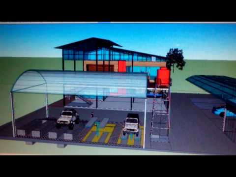 Carwash Design Lestari