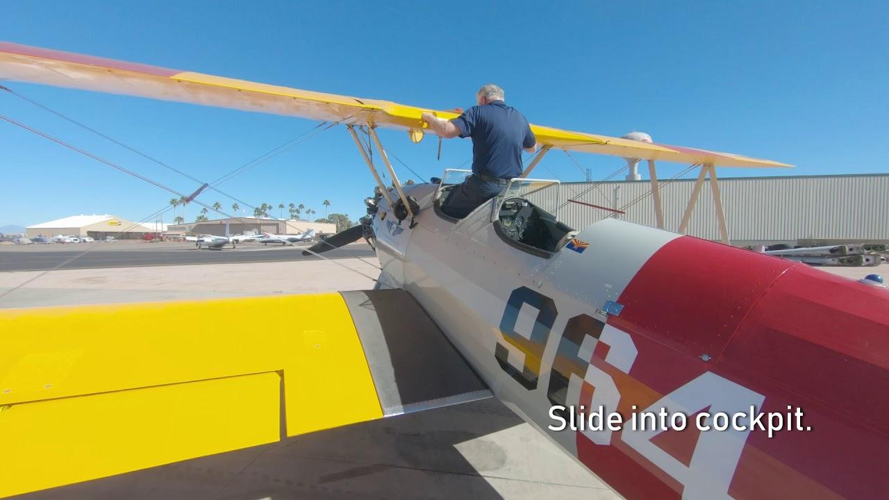 N2S-3 Stearman   Arizona Commemorative Air Force Museum