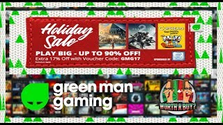 GMG Christmas Sale 2017 - Best One Yet